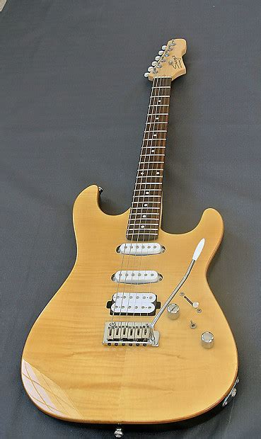 swing guitar swing guitar technology s 2 stage natural flame maple