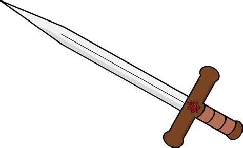 sword clipart sword clipart edged sword pencil and in color