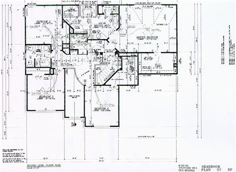 Blue Prints For Homes by Tropiano S New Home Blueprints Page