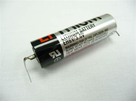 Er6v 3 6v 3 6v lithium battery lithium battery unicell