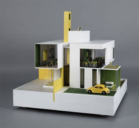 designer doll houses designer doll dwellings modern doll houses
