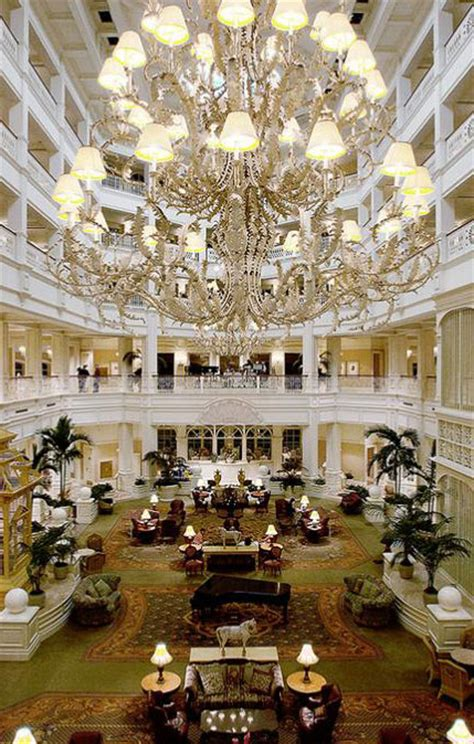 Chandeliers San Diego This Day In Disney History Grand Floridian