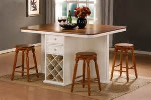 Kitchen Island Bar Height by Counter Height Kitchen Table Island Home Design And