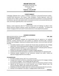 resume samples loan processor - Loan Processor Cover Letter