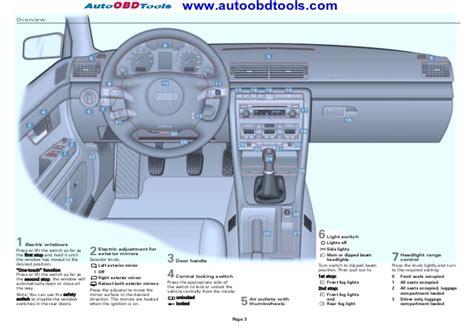 audi a4 1996 wiring diagram pdf images wiring diagram
