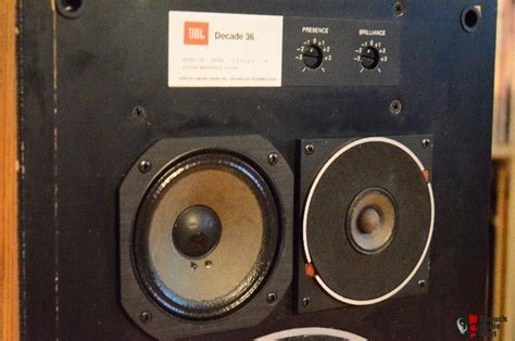 Speaker Jbl Decade jbl decade 36 speakers photo 832180 canuck audio mart
