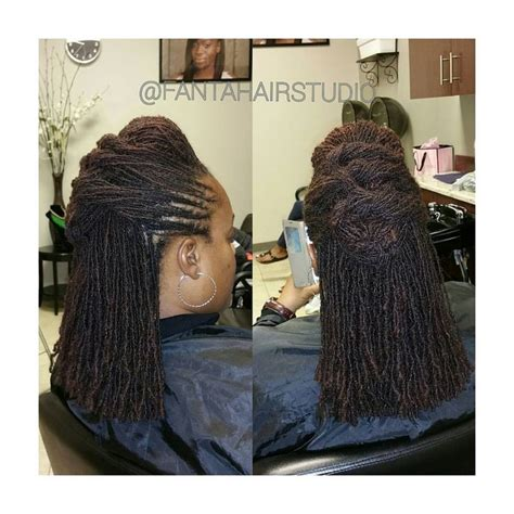 keratin perm with sisterlocks 17 best ideas about dread shoo on pinterest shoo