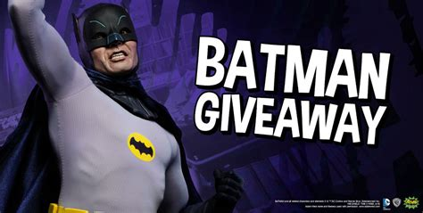 Tv Show Giveaways - batman statue 1960s tv show giveaway sideshow collectibles