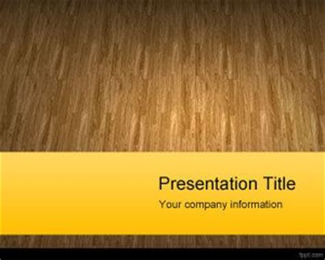 templates powerpoint wood wood material powerpoint template