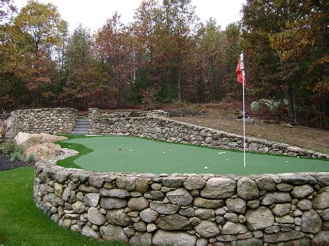 chipping greens for backyards backyard putting greens north carolina carolina outdoor