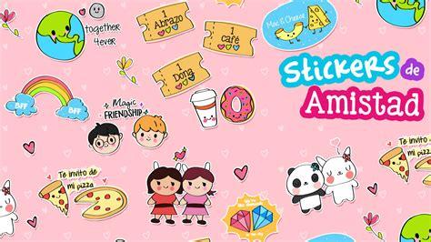 imagenes de amor y amistad para decorar te comparto unas lindas calcoman 237 as o stickers