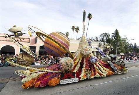Jpl News Countdown To Launch Of Jet Propulsion Lab Parade Float