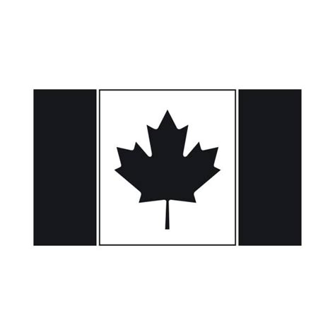Canada Clipart Black And White canada clipart black and white pencil and in color