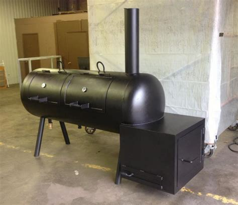 Custom Bbq Smokers On Trailers 2017 2018 Best Cars Reviews Custom Pit