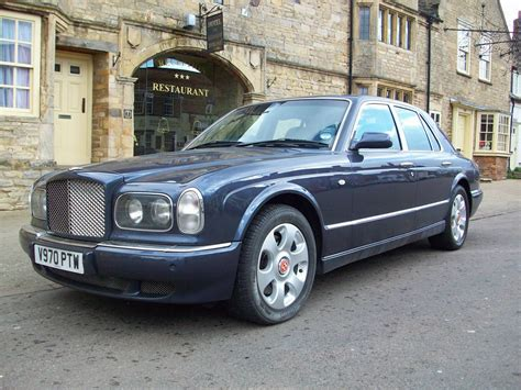 2000 bentley arnage 2000 bentley arnage image 139