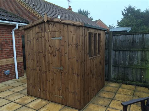 Timber Sheds Uk by Dmg Timber Gallery 6