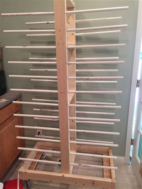 Drying Racks For Cabinet Doors 1000 Ideas About 2x4 Lumber On A House Tiny Cabins And Guest Cottage Plans