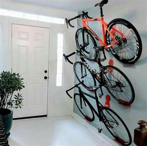 indoor bike storage ideas best 25 indoor bike storage ideas on pinterest bike