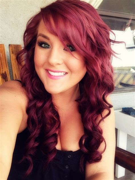 ion hair color burgundy red and purple hair sally s ion color brilliance shade