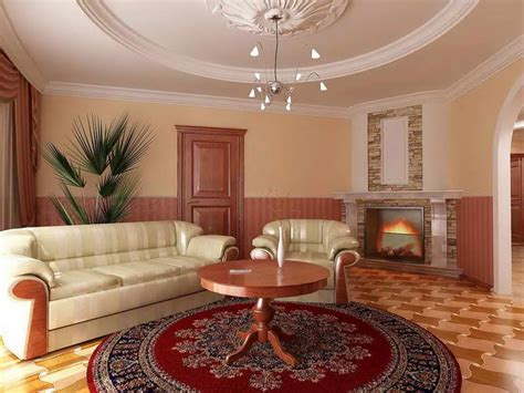 Decoration Living Room Decor With A Round Rug Living Decorative Rugs For Living Room