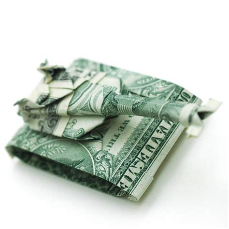 Tank Origami - master dollar bill origami by won park