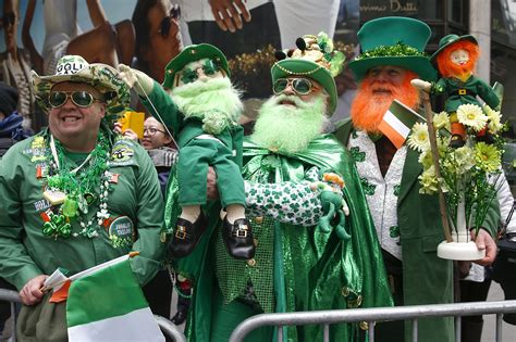 st patrick s day parade nyc 2016 route map start time