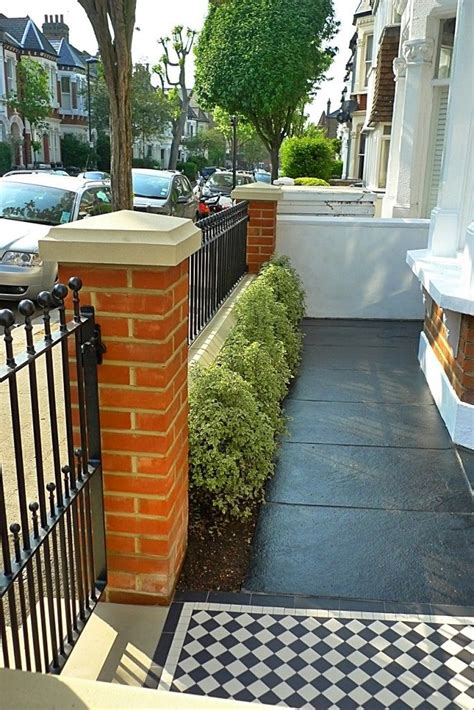 front garden walls ideas 25 best ideas about terraced house on