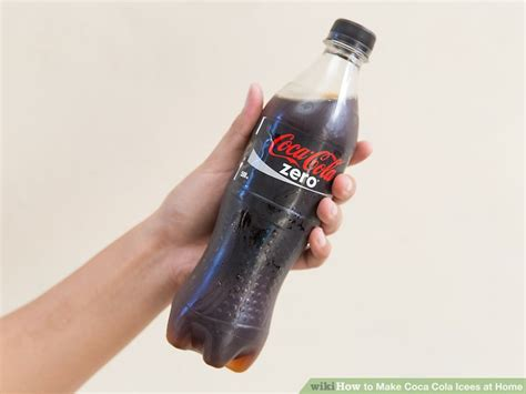 how to make coca cola icees at home 8 steps with pictures