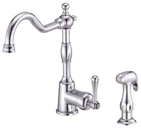 danze opulence kitchen faucet danze opulence faucet midcentury kitchen faucets by