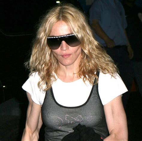 Is Madonnas Marriage On The Rocks by Madonna S Visits From Ny Yankee Metro News