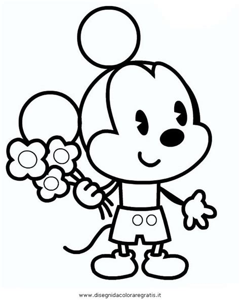 disney cuties coloring pages baby coloring pages
