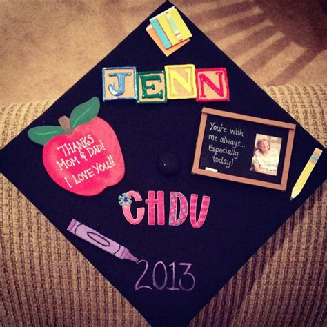 theme names for graduation my child development themed graduation cap i wanted to