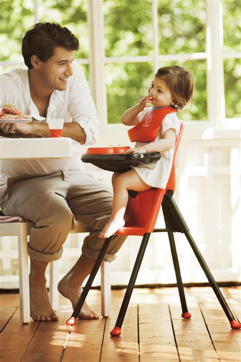 Travel High Chair With Tray Giveaway Limited Edition Red And Black Baby Bjorn Highchair