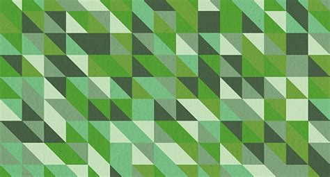 green pattern ai tutorial create a cool retro triangle pattern with adobe