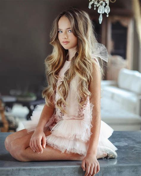 10 model kids with famous supermodel moms 804 best images about kristina pimenova on pinterest