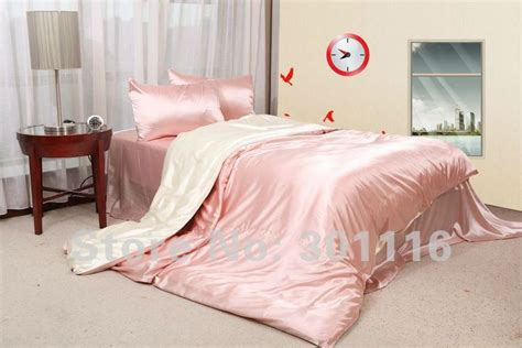 light pink and cream bedroom shop popular solid light pink comforter from china