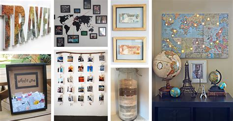 travel home decor 29 best travel inspired home decor ideas and designs for 2018