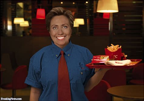 where does hillary clinton work the hilldabeast embrases her black side with photos