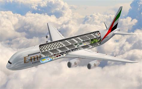 emirates aircraft emirates wants to build an airplane with a swimming pool