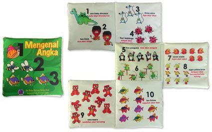 Paket Hemat Buku Bantal Grup C 4 Buku buku bantal judul mengenal angka