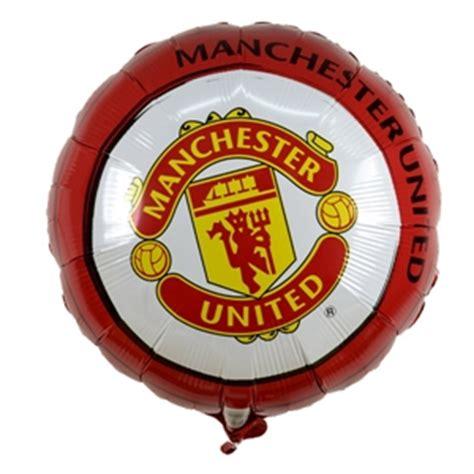 Balon Foil Polos 18 Inch utd 18 inch foil balloon 6 42 football shirts football kit and football