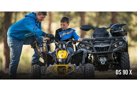 Atv Can Am 4 215 2016 can am ds 90 x for sale at cyclepartsnation can am