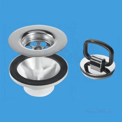 kitchen sink waste fittings mcalpine belfast flange sink waste 1 1 2 mm x 85mm mcalpine