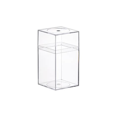 Clear Amac Boxes Clear Amac Boxes The Container Store