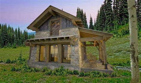 cabin design stuart arc residential architect colorado