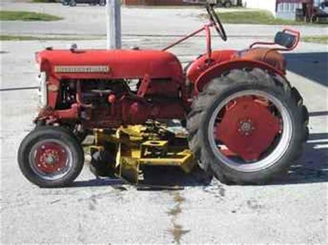 Used Farm Tractors For Sale 1959 Farmall Cub Lowboy 2005
