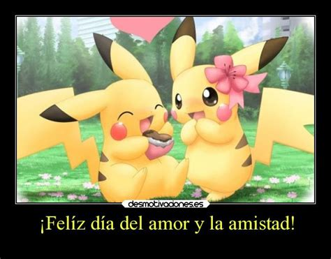imagenes de amor y amistad anime pikachu amor anime imagui