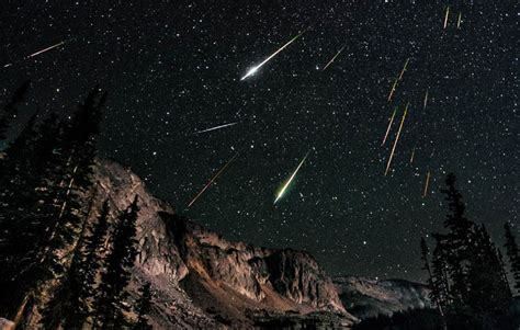 Where To The Meteor Shower by Picture Of The Day The Perseids Meteor Shower 171 Twistedsifter