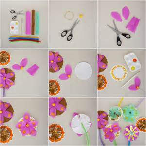 How To Craft Paper - craft how to make a paper bouquet