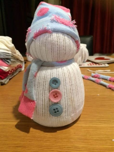 sock toys uk make your own sock snowmen for v8 juice uk